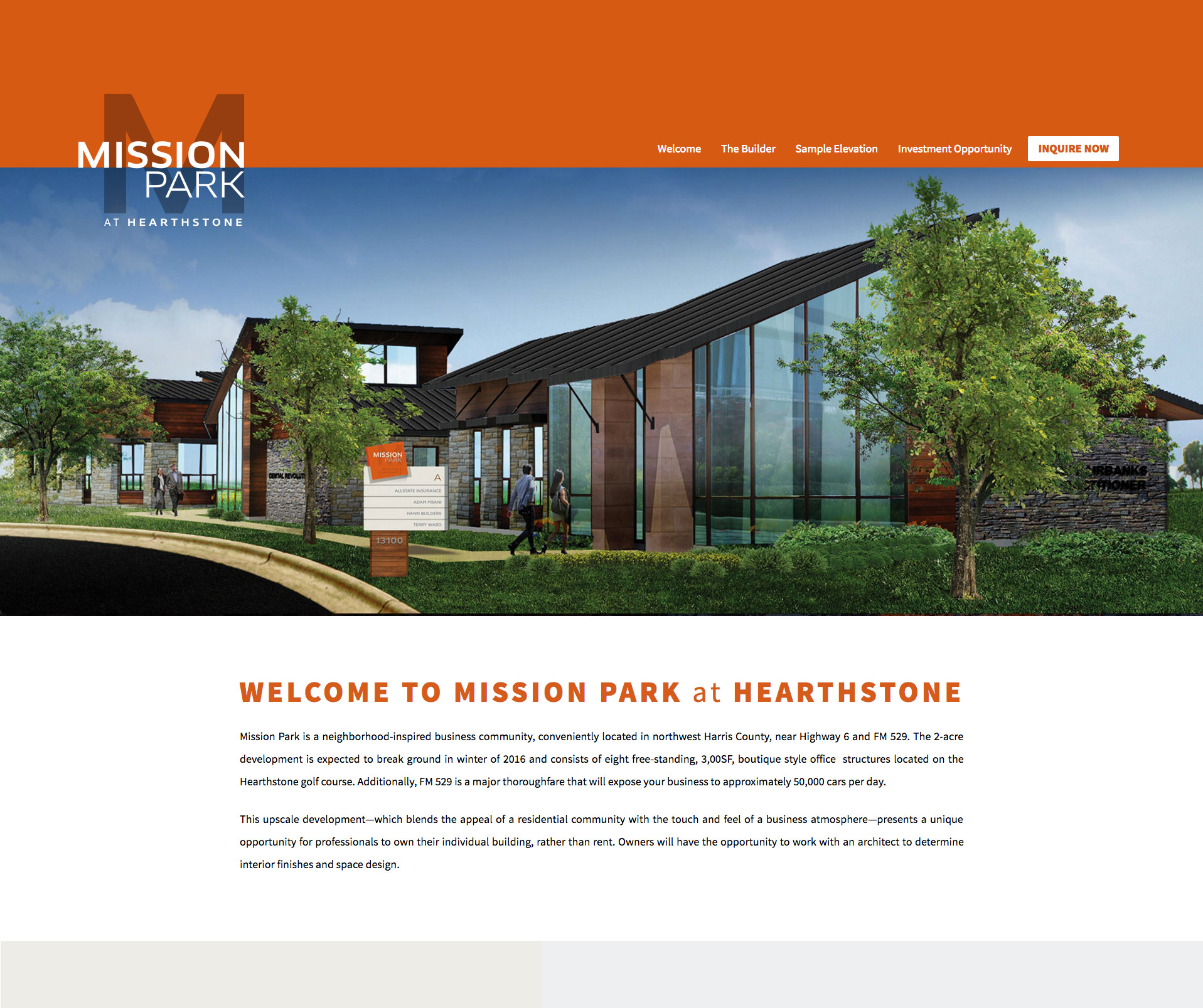 Mission Park at Hearthstone